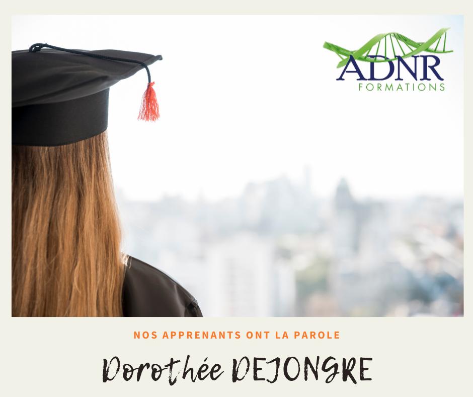Dorothée DEJONGRE – Les troubles du comportement alimentaire et l'accompagnement naturopathique