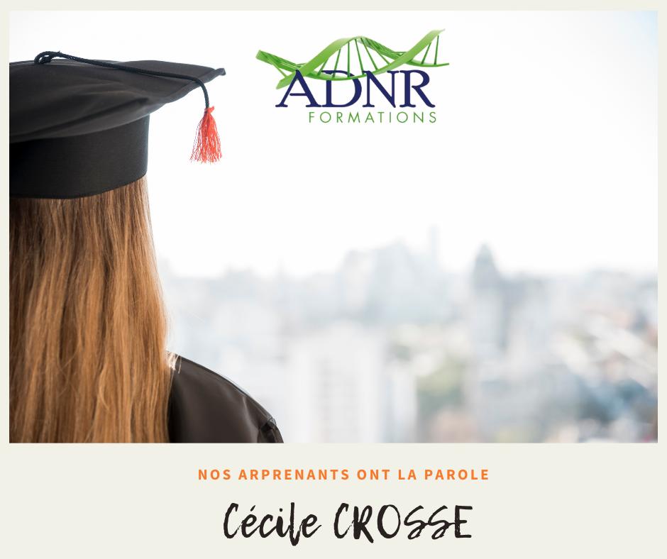 Cécile Crosse – gérer les réactions du corps face au stress grâce à la Naturopathie
