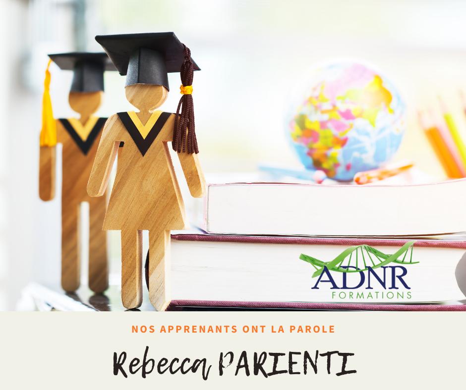 Rebecca PARIENTI –  L'accompagnement d'un consultant dans la transition vers un régime végétalien.