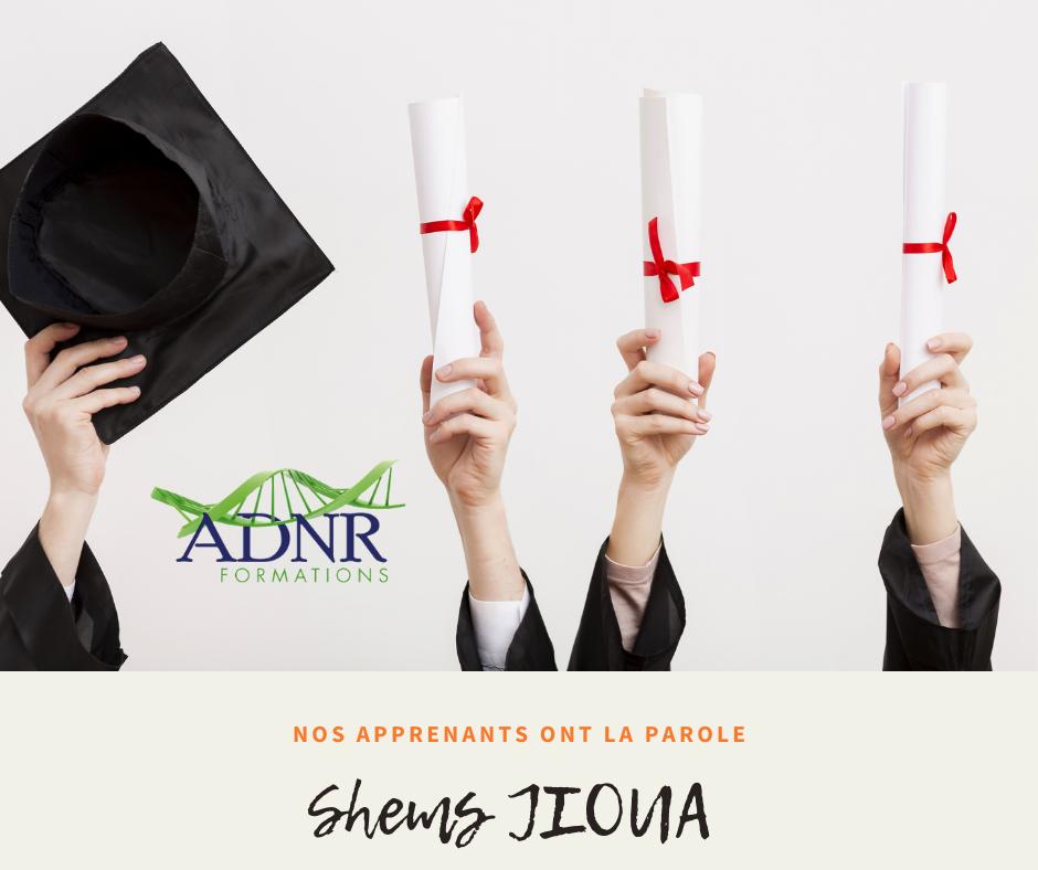 Shems JIOUA – Anxiété et microbiote intestinal