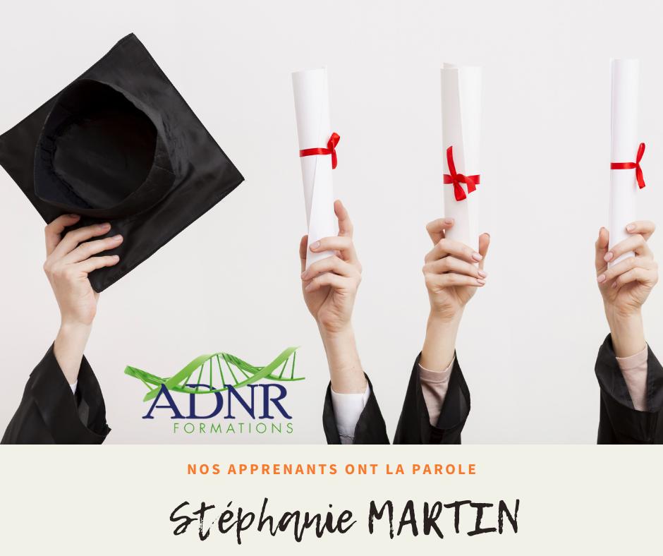 Stéphanie MARTIN – Les troubles digestifs en lien avec les émotions.