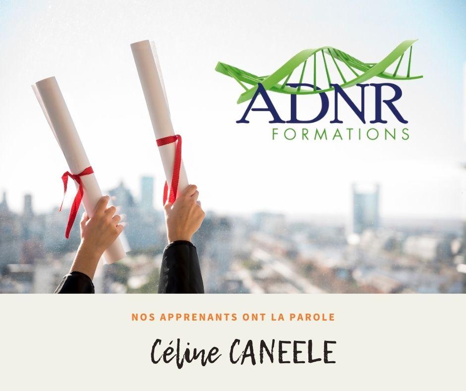 Céline CANEELE – La prise en charge de l'anxiété en naturopathie.
