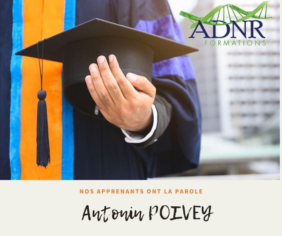 Antonin POIVEY – La gestion du stress