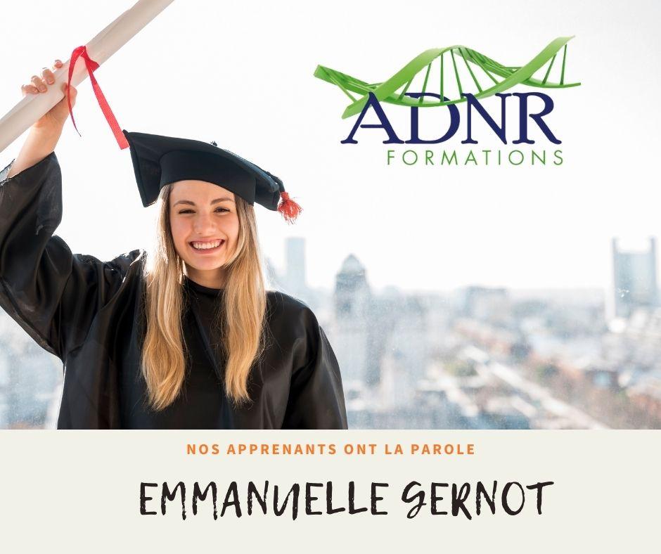 Emmanuelle GERNOT – Maladie auto-immune : la thyroïdite d'Hashimoto.