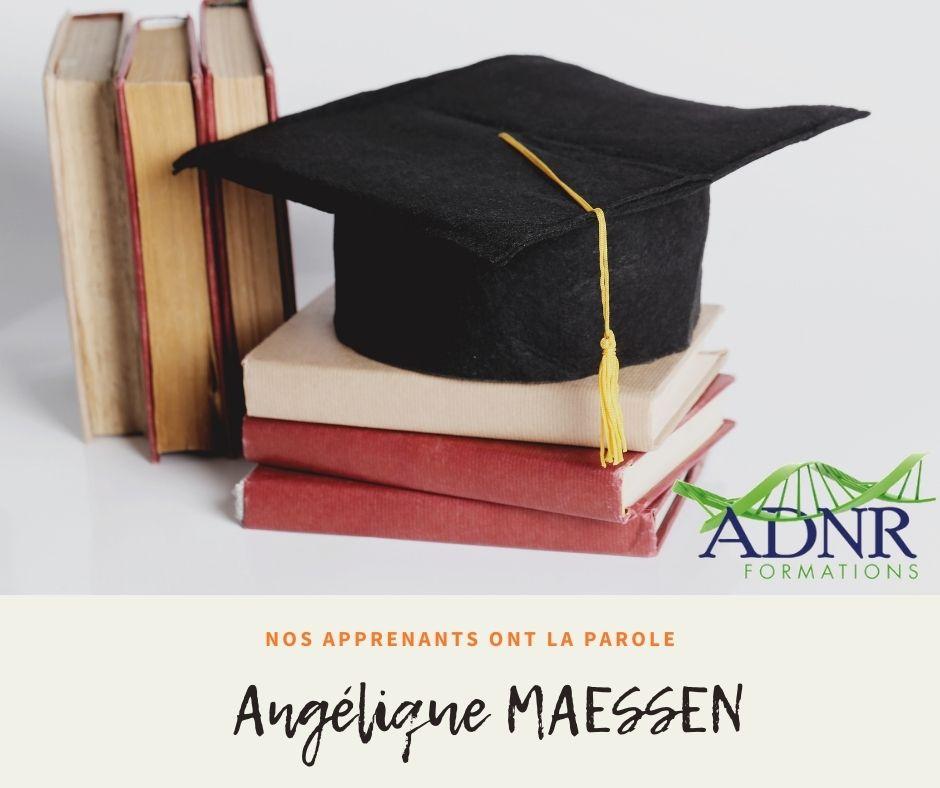 Angélique MAESSEN – La naturopathie et le sommeil