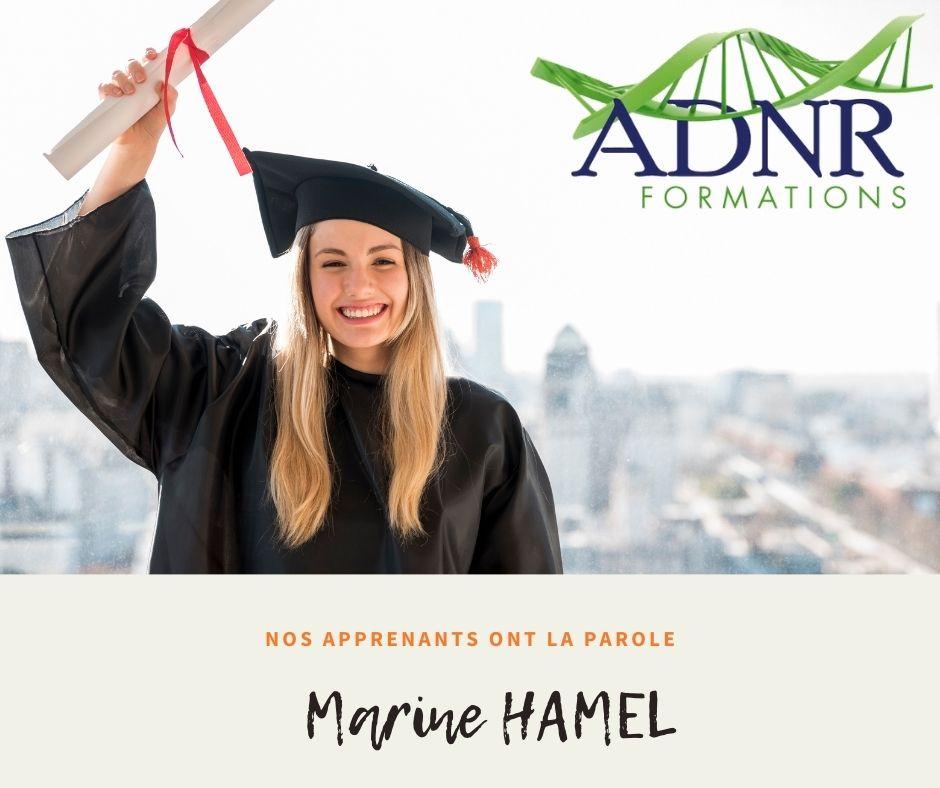 Marine HAMEL – La naturopathie en accompagnement de la spondylarthrite