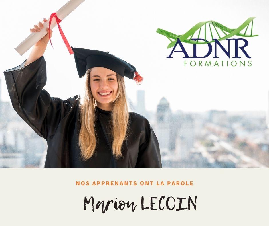 Marion LECOIN – L'acné chez la femme adulte
