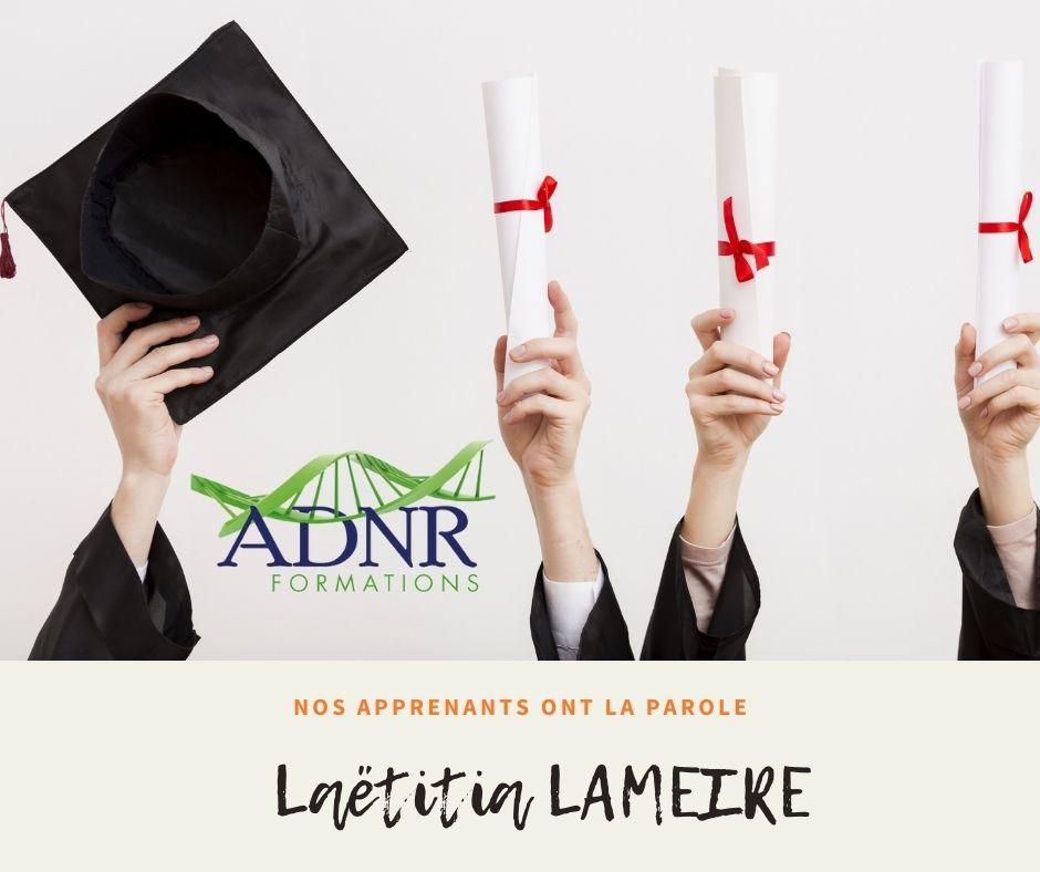 Laëtitia LAMEIRE – Naturopathie et vie moderne : stress et sédentarité